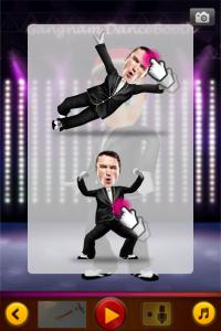 Gangnam Dance Booth Moves