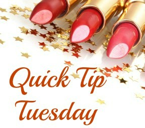 Quick Tip Tuesday:  Identifying Lipstick Colors Quickly