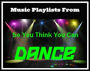 music from so you think you can dance