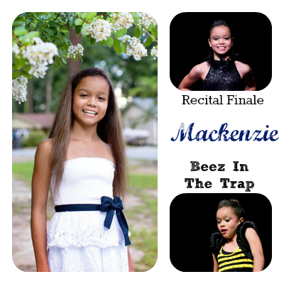 Mackenzie's collage