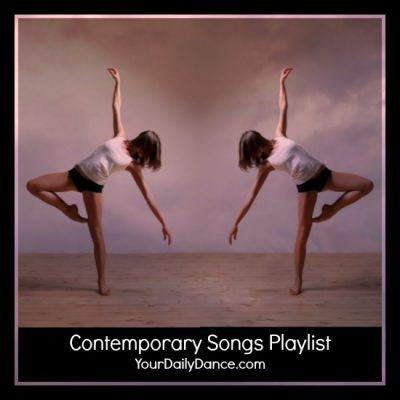 Contemporary Songs:  January 2014 Playlist