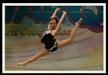 Dancer Of The Week:  Kaela Tyler