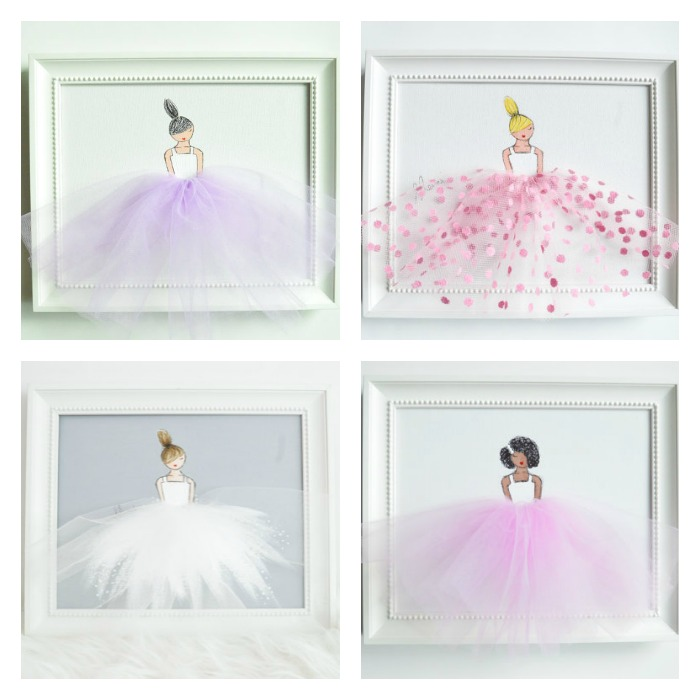 Beautiful Ballerina Decor By Shenasi Concept Your Daily