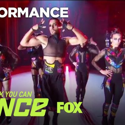 SYTYCD – Call Me Mother