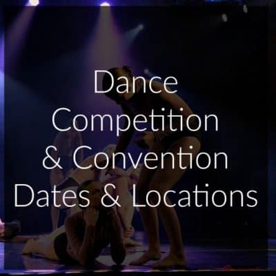 Dance Competitions 2018 – 2019