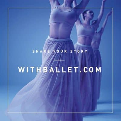 Share What Ballet Means To You – The New York City Ballet #withballet