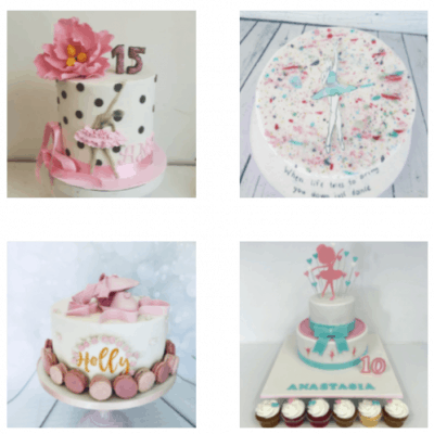40+ Amazing Cakes For Your Next Dance Party